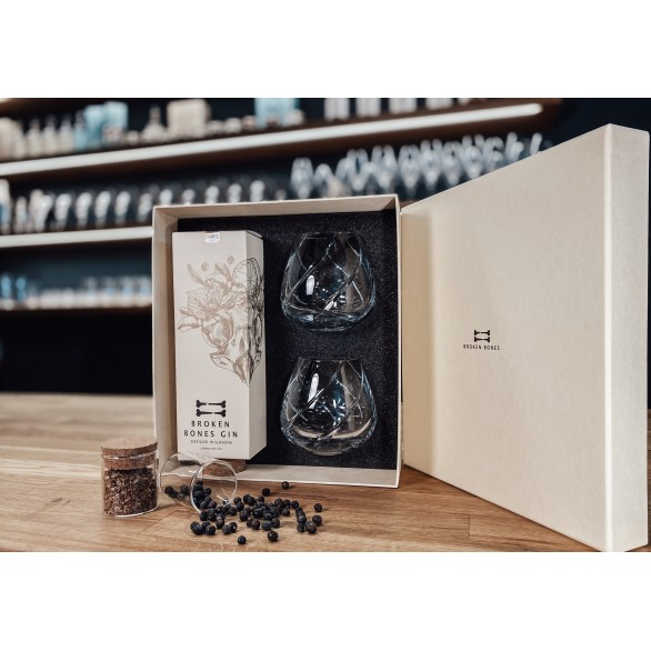 London Dry Gin Gift Set