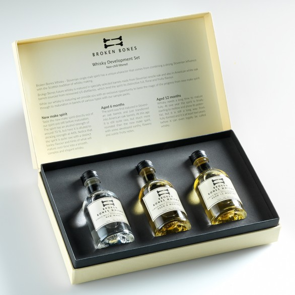Broken Bones Whisky Development Set