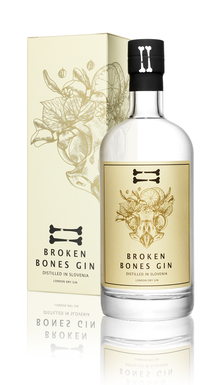 Broken Bones London Dry Gin